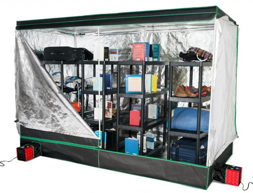 huge bed bug heater