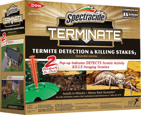 how to kill termites