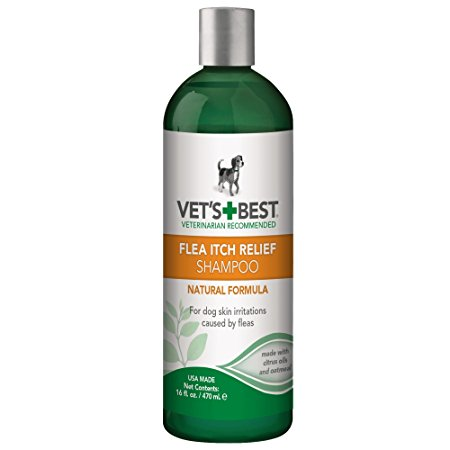 How Can You Calm A Dogs Flea Bites