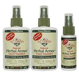 Natural Mosquito Repellent Herbalarmor
