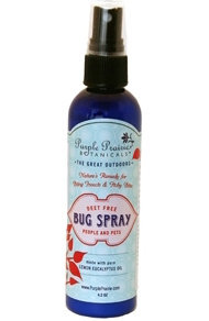 Most Effective Natural Mosquito Repellent